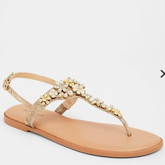 f5b5645d0 Torrid gem stone sandals wide width
